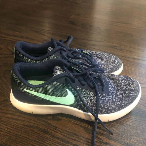 Nike Kids/' Flex Contact GG Shoes